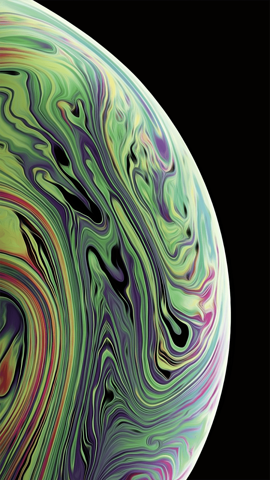 Iphone Xs Max Earth Wallpapers Wallpaper Cave