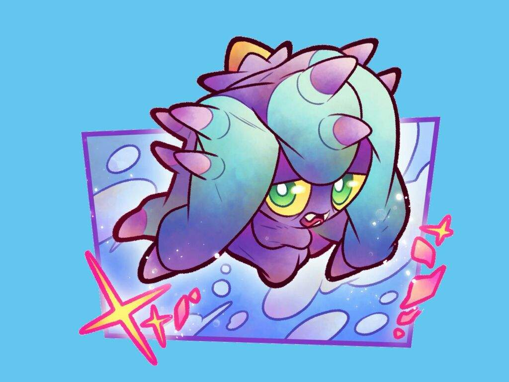 OPEN) Mareanie GTS Giveaway