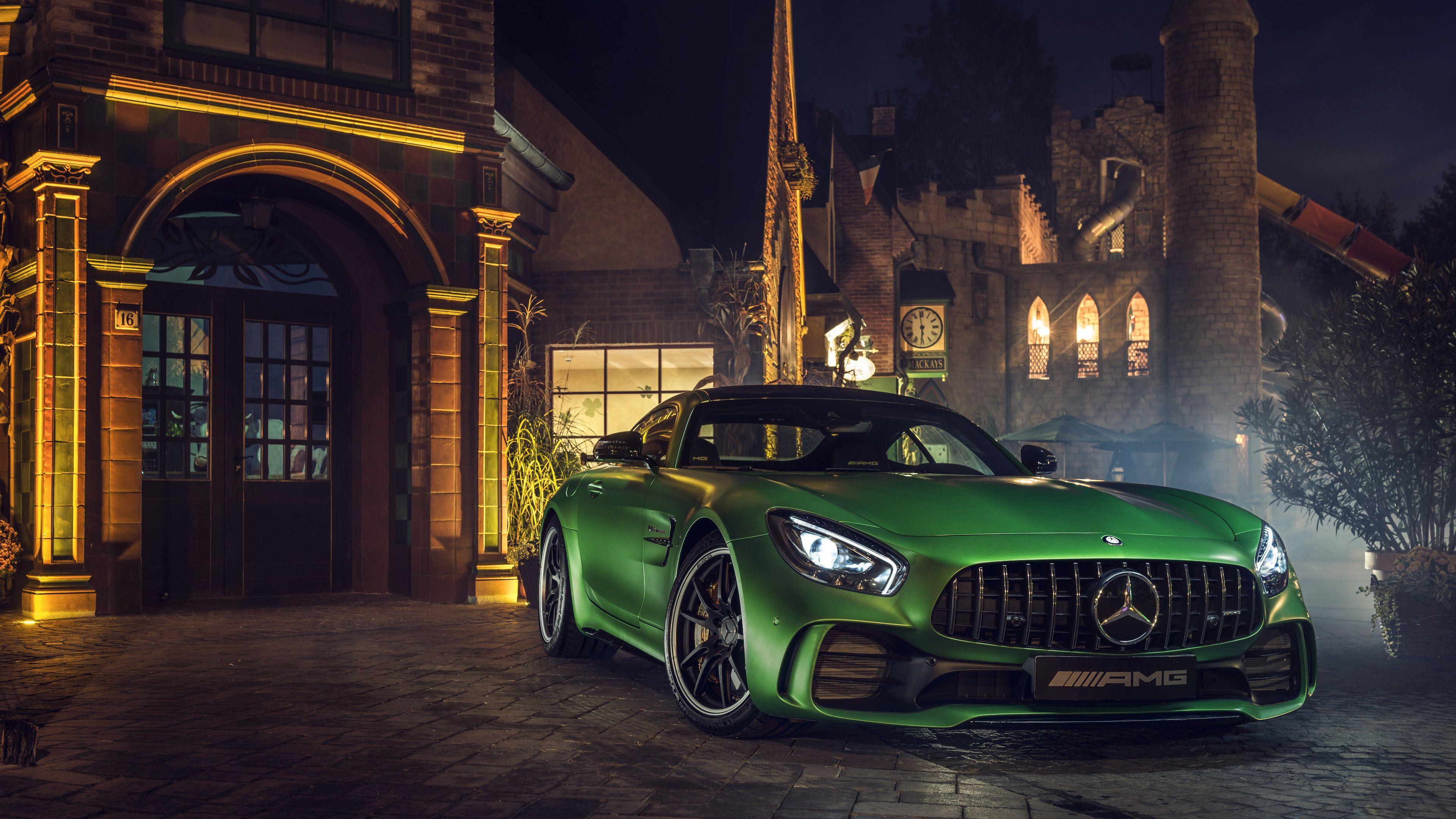 Mercedes-AMG GT R Wallpapers - Wallpaper Cave