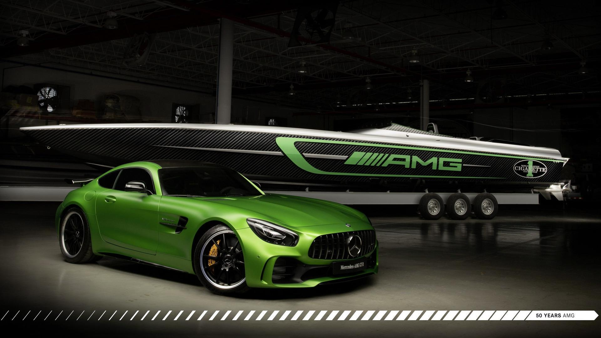 Mercedes Amg Gt R Wallpapers Wallpaper Cave