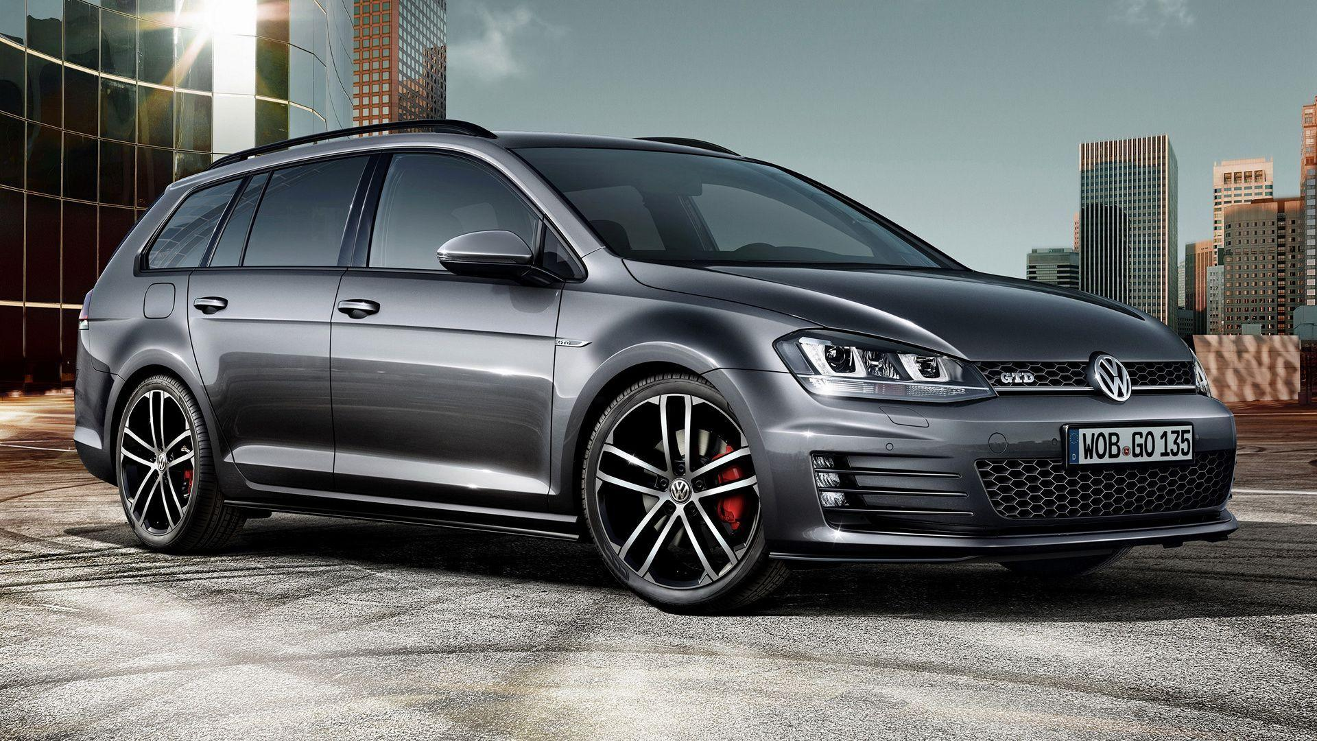 Volkswagen Golf Mk7 Wallpapers Wallpaper Cave