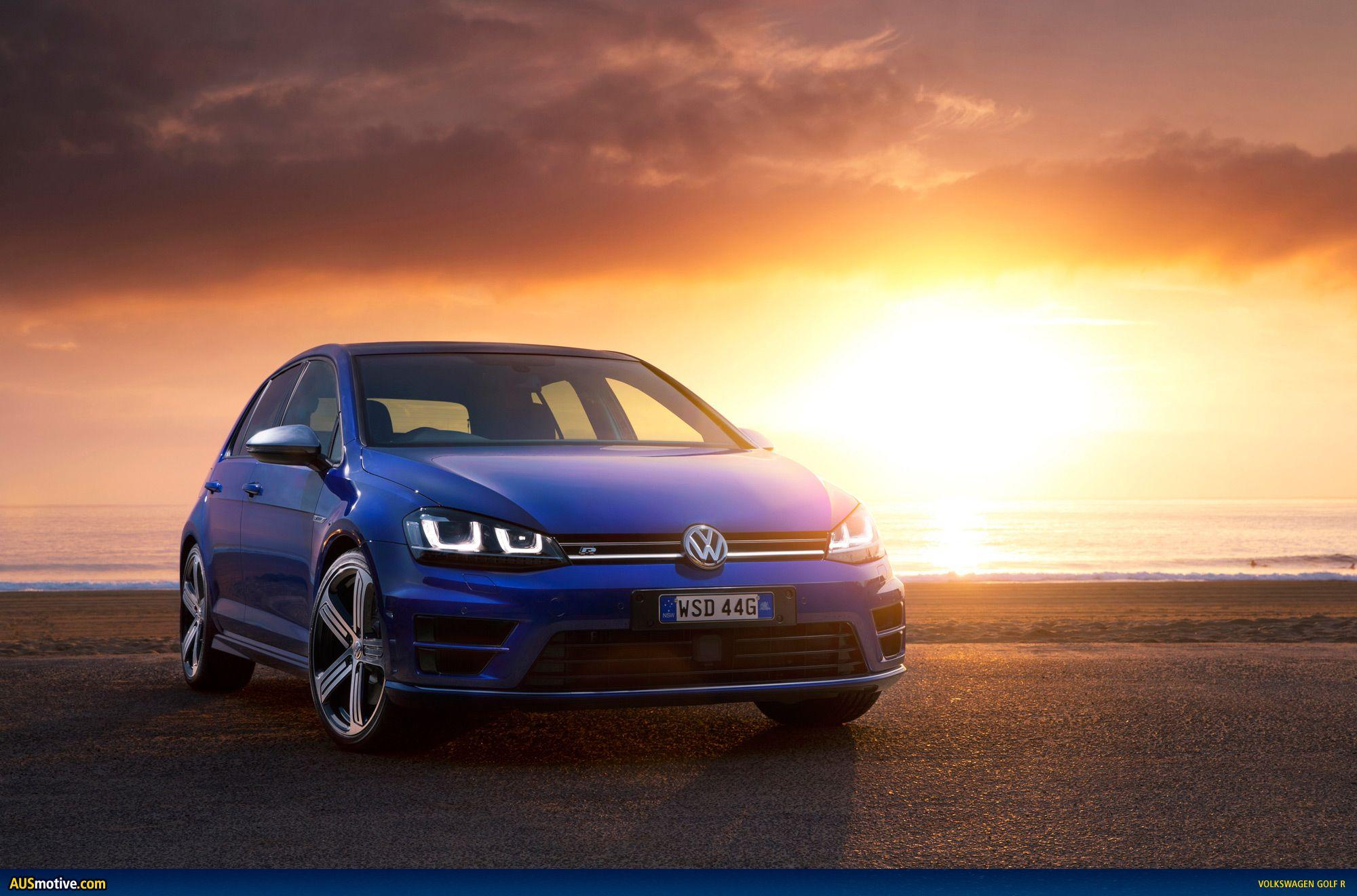 Volkswagen Golf R Wallpapers and Background Images - stmed.net