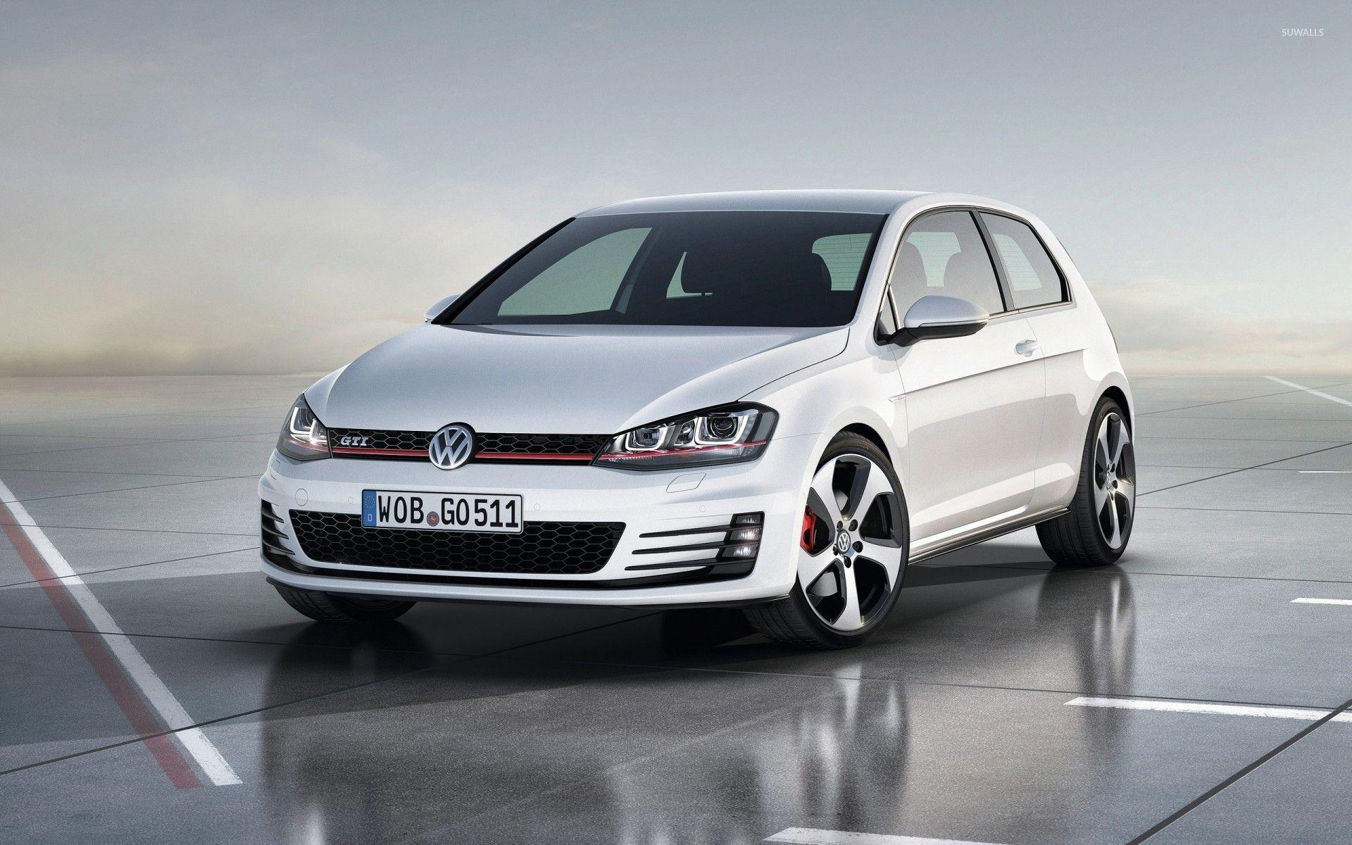 Volkswagen Golf Mk7 [2] wallpaper - Car wallpapers - #46327