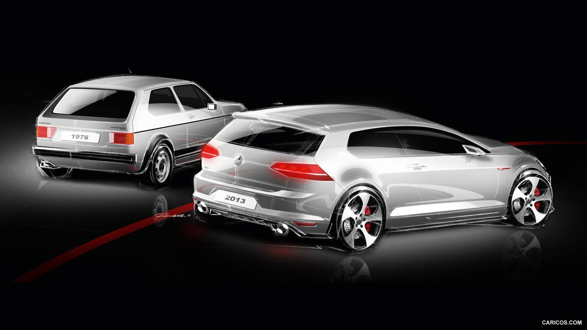 2015 Volkswagen Golf GTI VII Wallpaper | Volkswagen; Golf; GTI ...