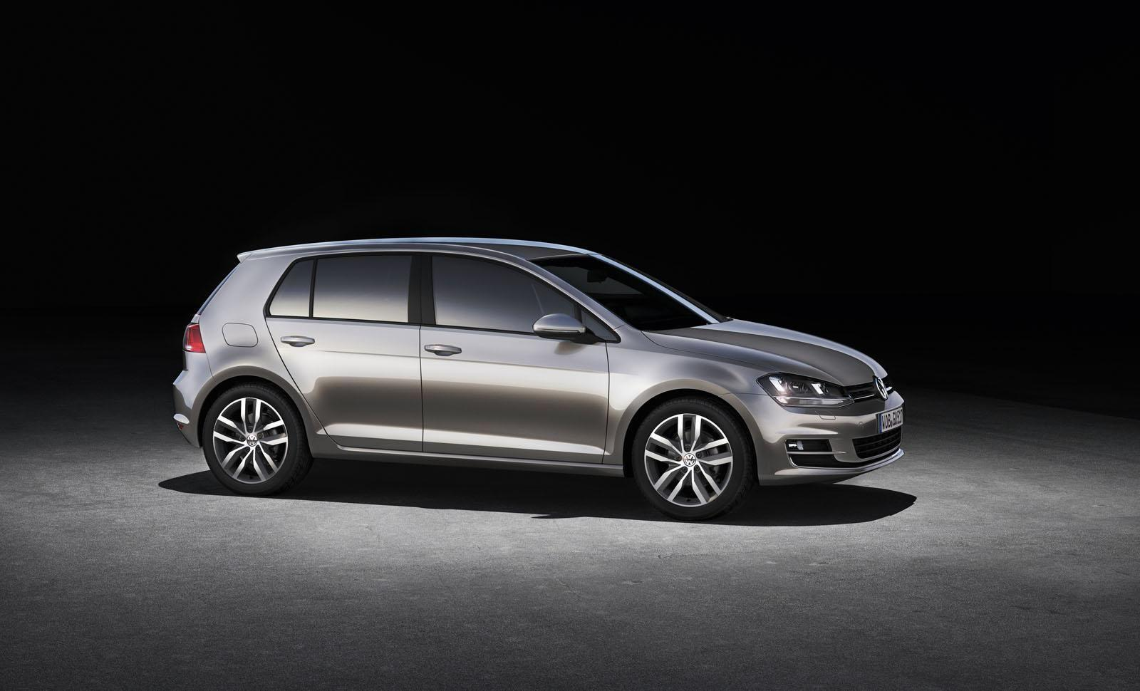 Volkswagen Golf VII Official Specs and Images Released - autoevolution