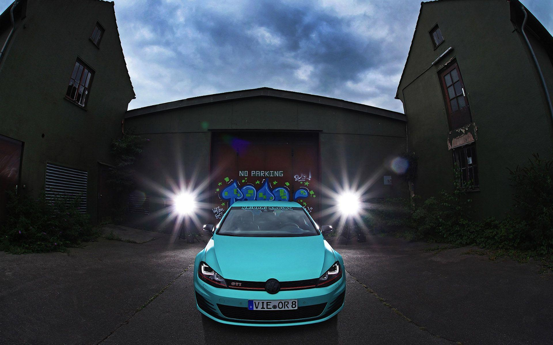 2015 Cam Shaft Volkswagen Golf GTI MK7 Wallpaper