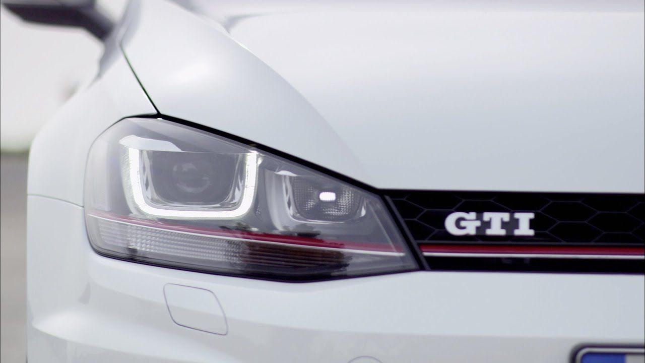 NEW Golf GTI MK7 - DESIGN - YouTube