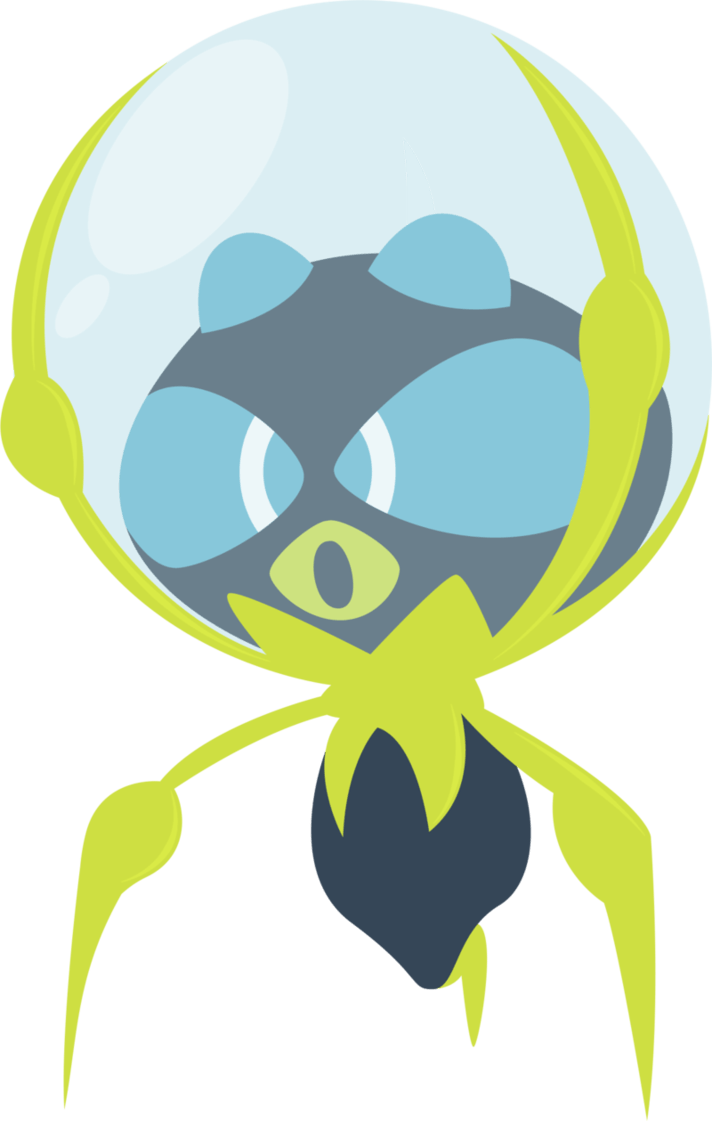 Dewpider by Alexalan.deviantart.com on @DeviantArt | Pokemon sun and ...