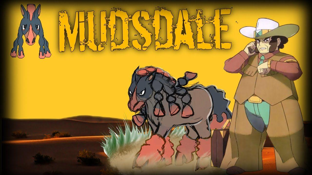 New Pokemon Mudsdale - Competitive Possibilities - YouTube