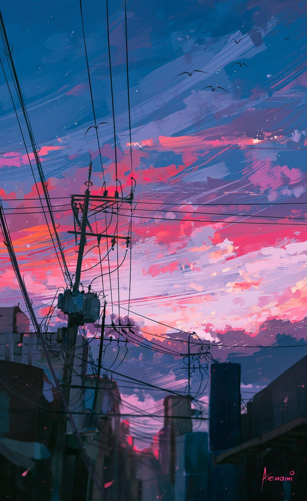 Aesthetic Anime Wallpaper Phone Hd