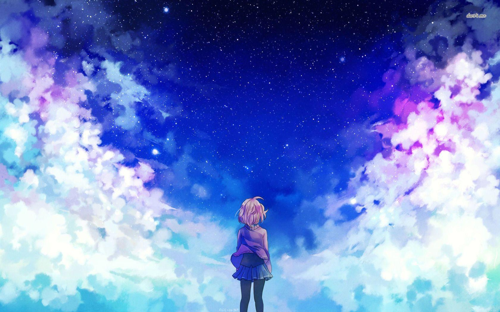 Beyond the Boundary wallpapers