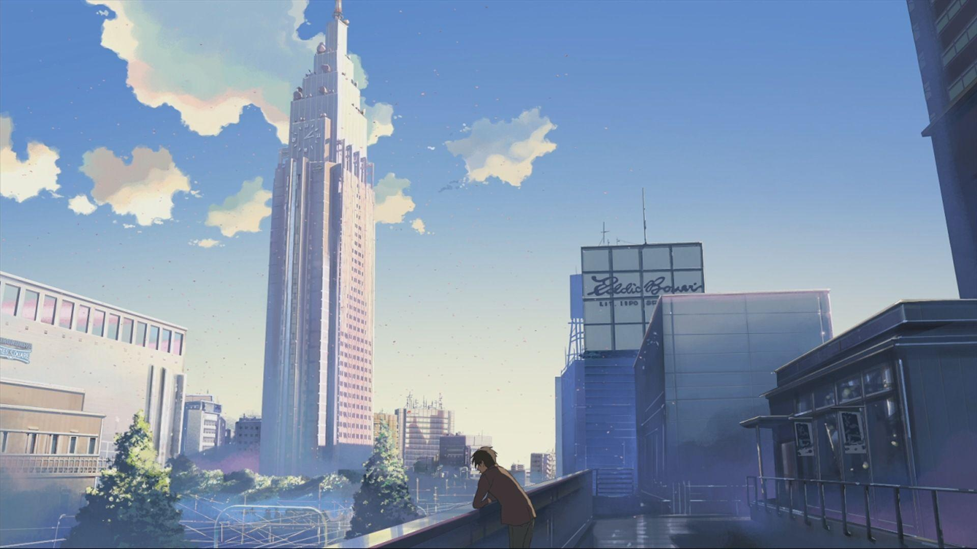 5 centimeters per second wallpapers Group