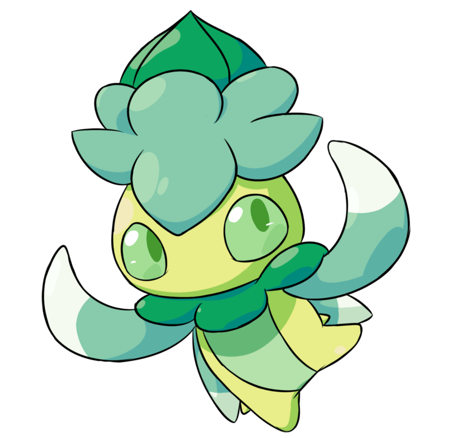 GottaDrawEmAll Grass Type Collab - Shiny Fomantis by Braivety on ...