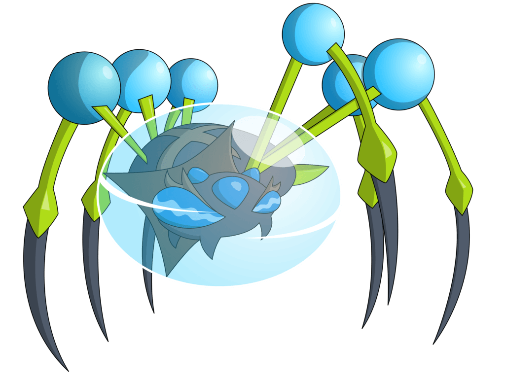Araquanid by AwokenArts on DeviantArt