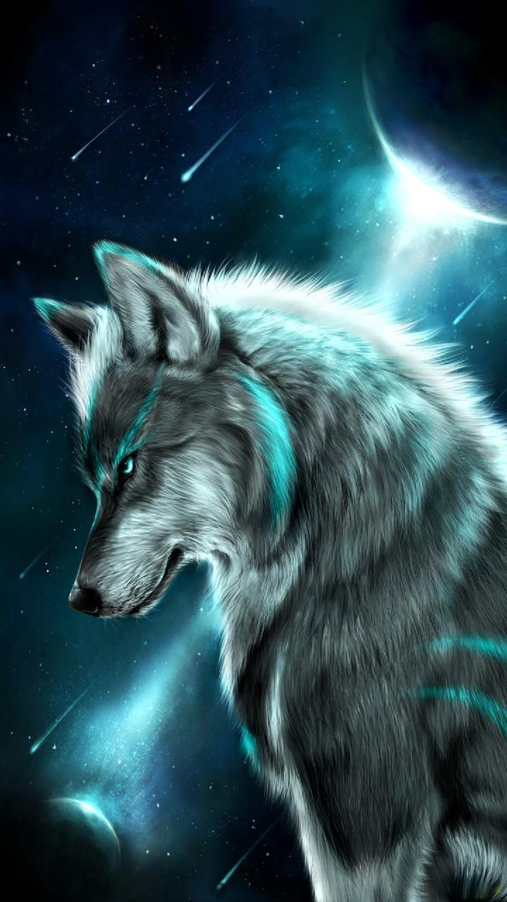 Download wolf Wallpapers by georgekev