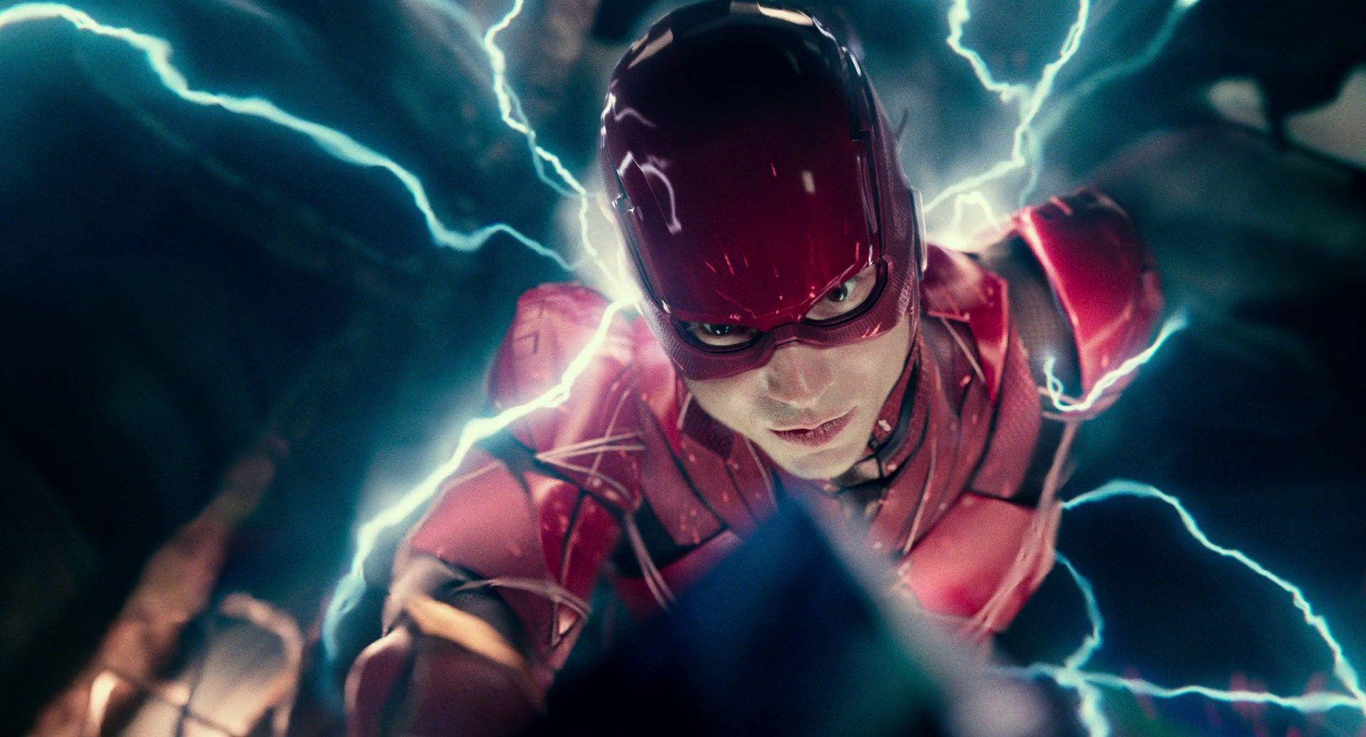 Flash Justice League Wallpapers Wallpaper Cave