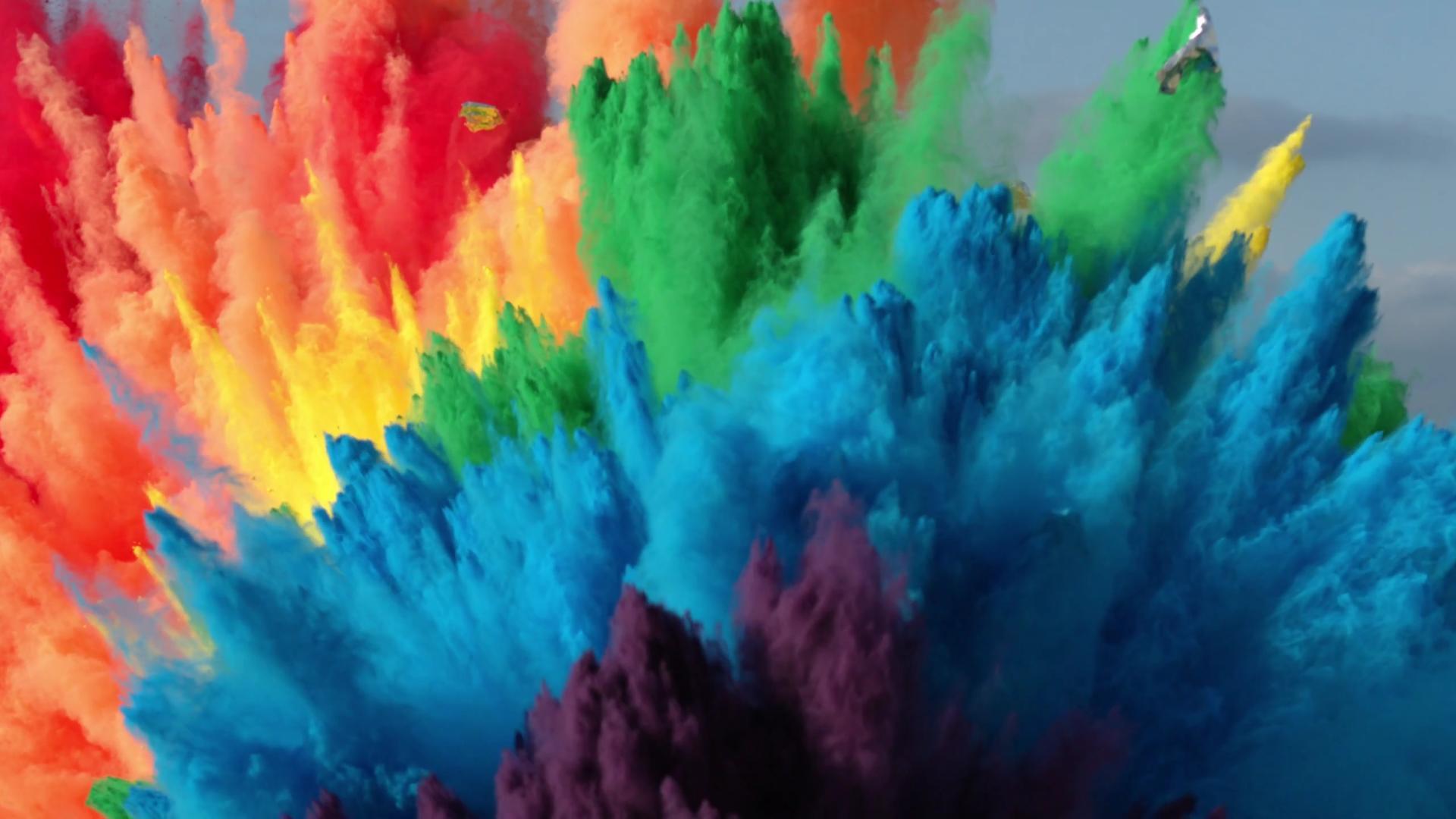 Color Blast Wallpapers