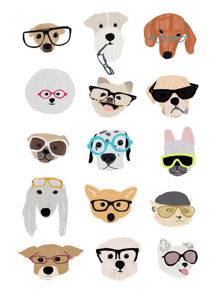 Cartoon Puppy Wallpapers Wallpaper Cave