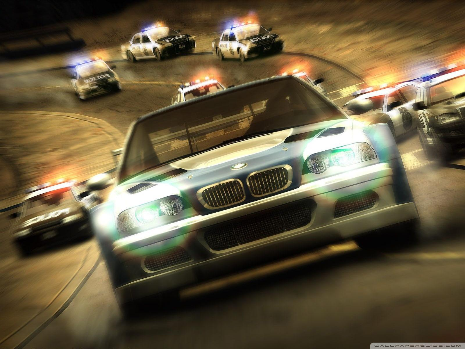 Need For Speed Most Wanted Cars Wallpaper HD Wallpaper Game