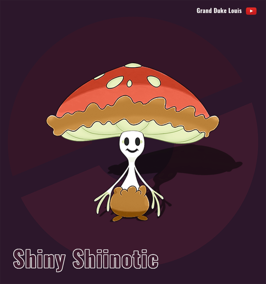 Shiny Shiinotic [Alternative] by GrandDukeLouis