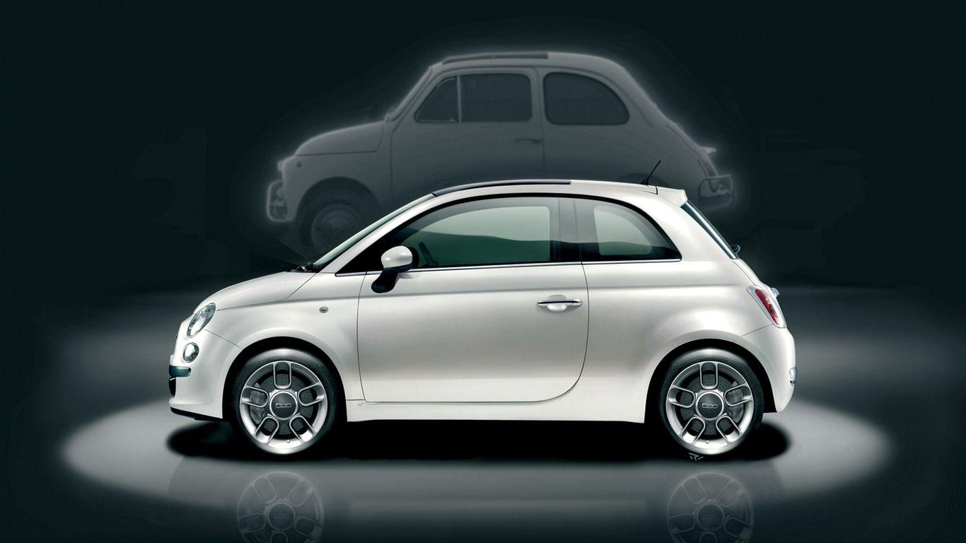 Fiat 500 Wallpapers 3 - 1366 X 768 | stmed.net