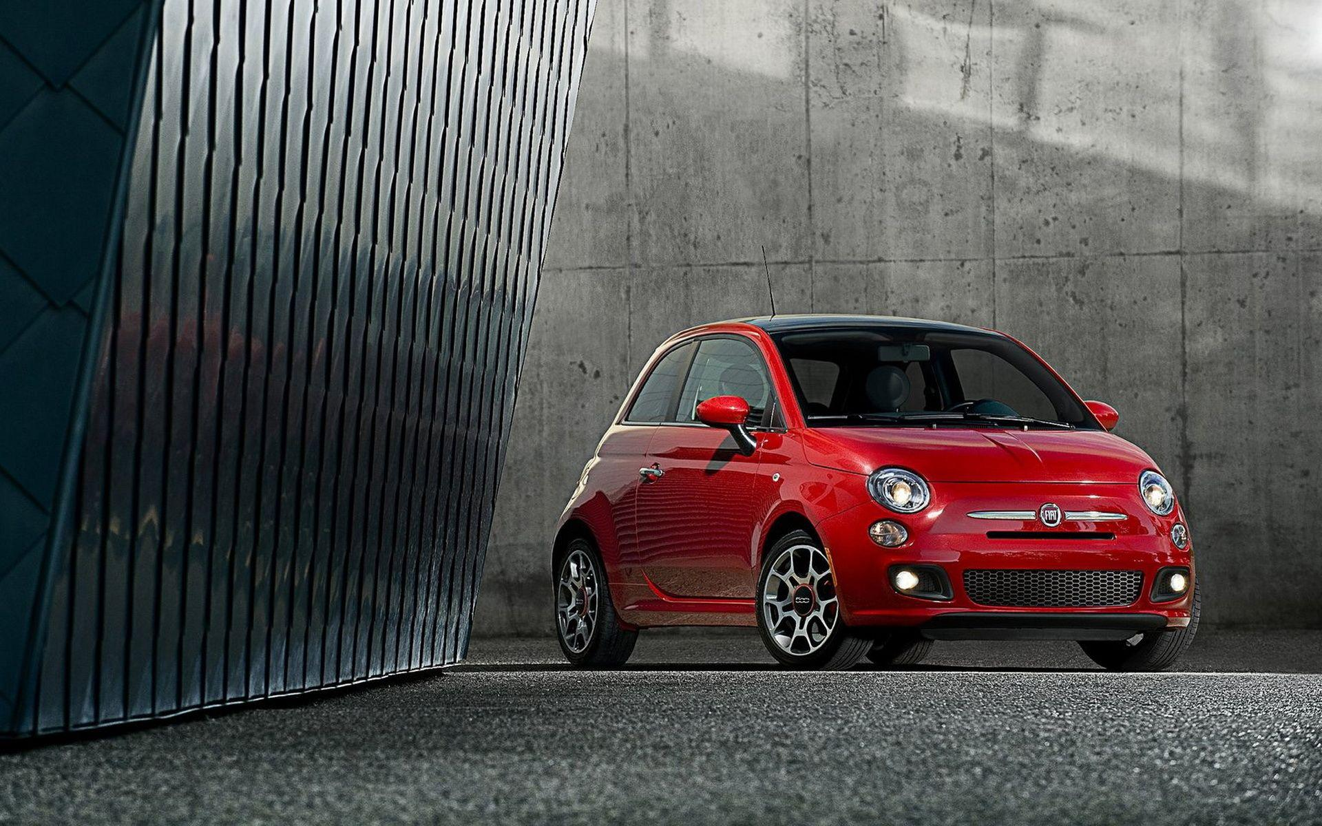 New Fiat-500 Sport wallpapers and images - wallpapers, pictures, photos