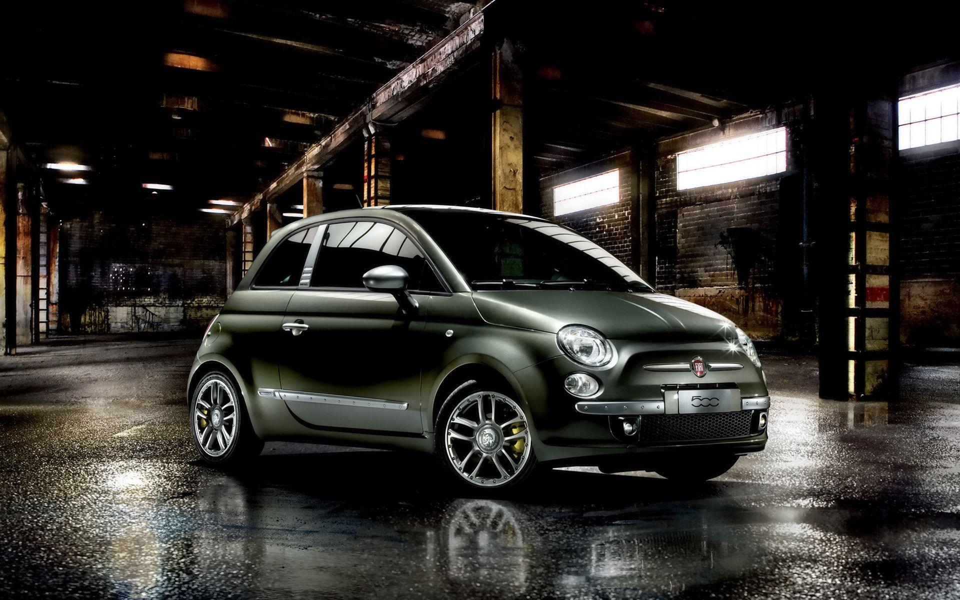 Fiat 500 Wallpaper Fiat Cars Wallpapers in jpg format for free download