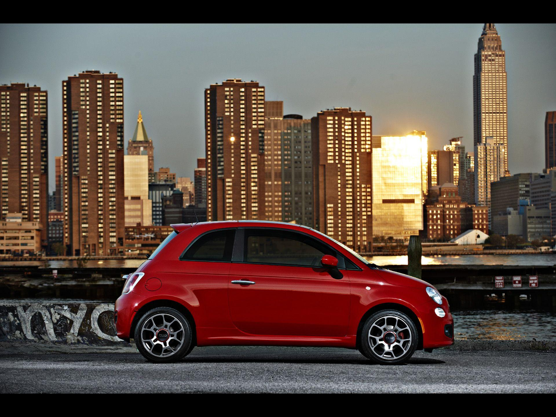 Fiat 500 Wallpapers 13 - 1920 X 1440 | stmed.net