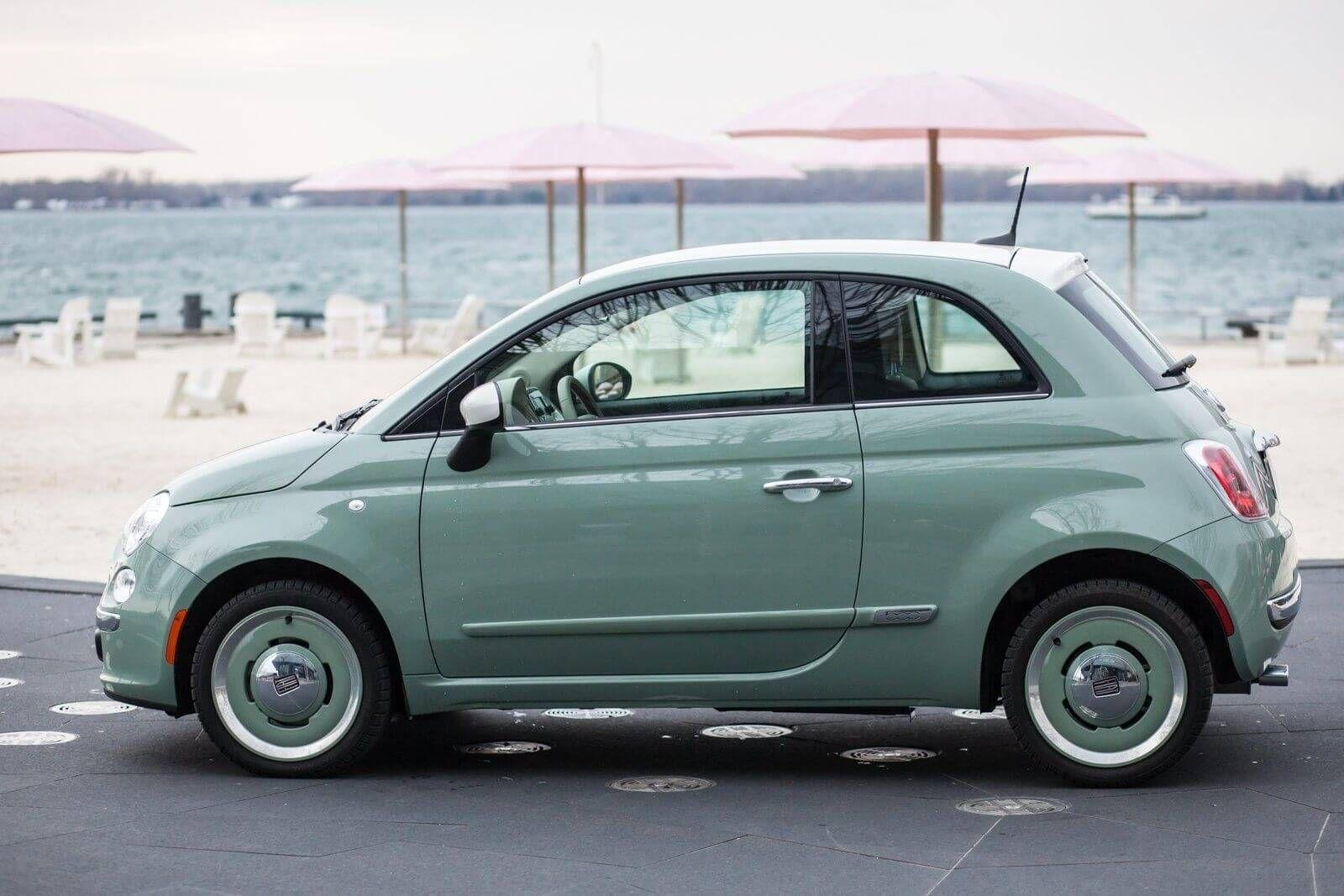 New 2019 Fiat 500 Abarth Side HD Wallpapers | Car Blog
