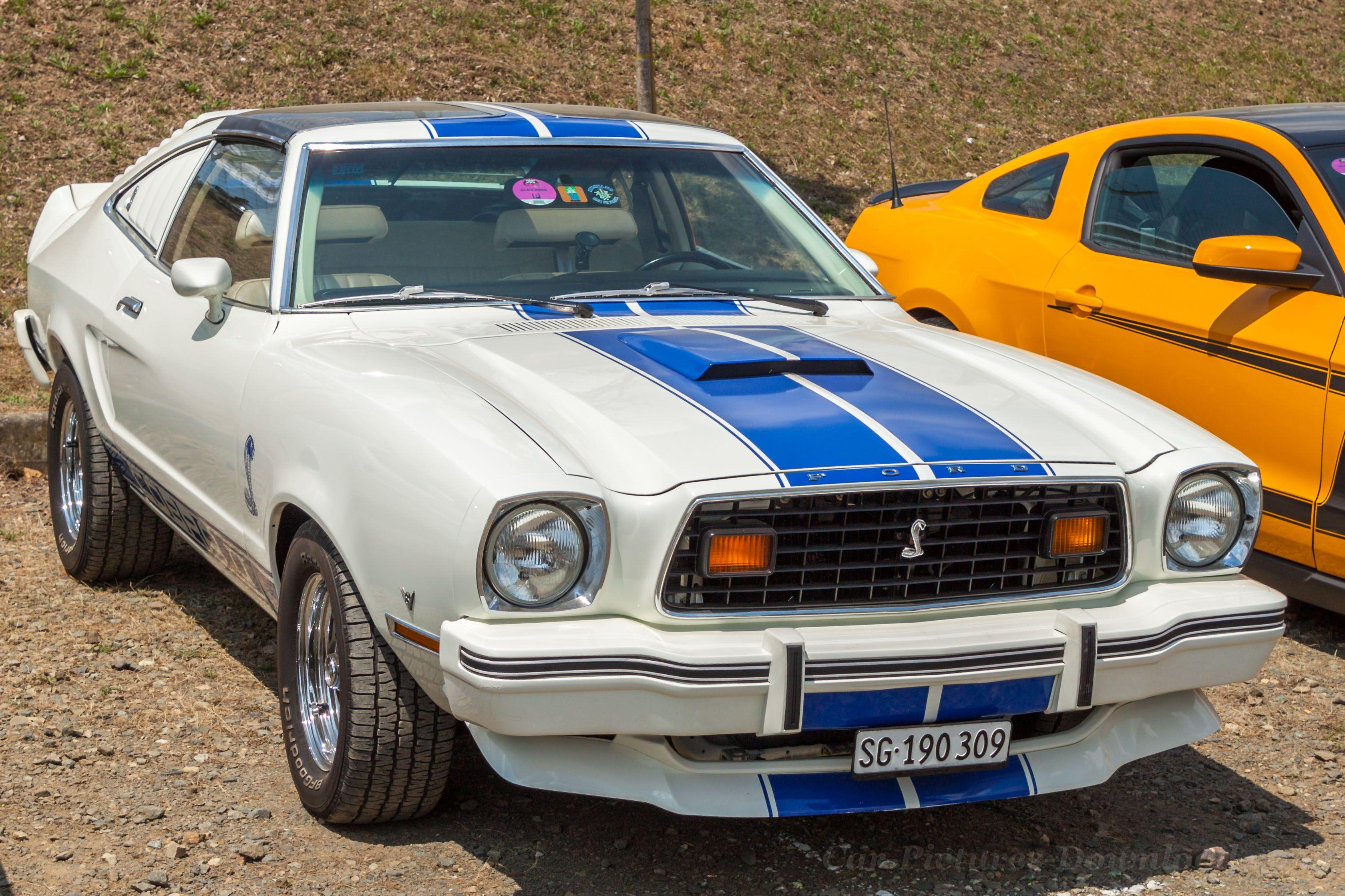 Muscle Car Pictures & HD Wallpapers Of Mustangs, Camaros, Corvettes