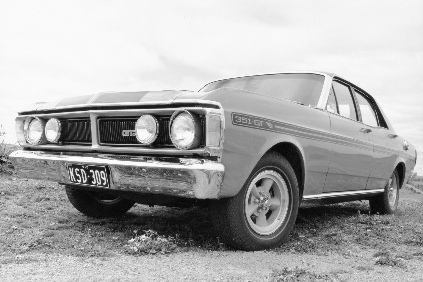 13 greatest Aussie performance cars