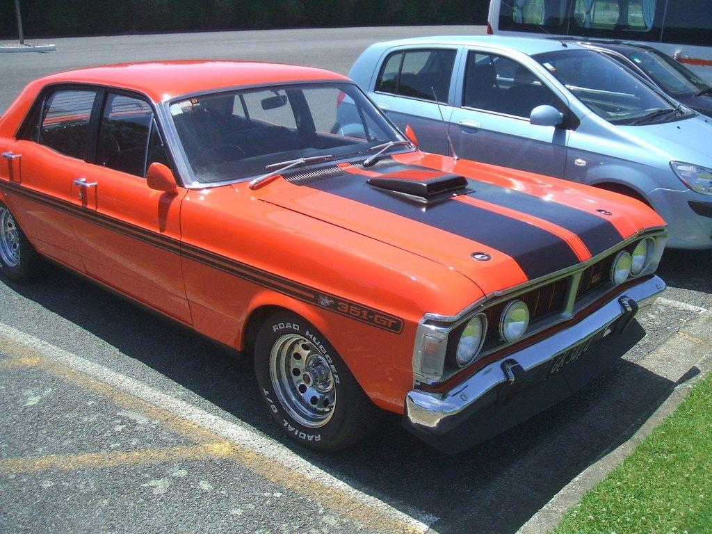 Cohort Classic: 1971 Ford Falcon