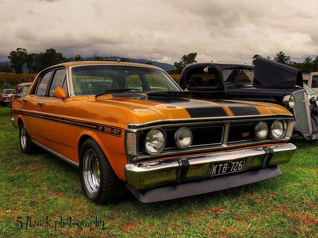 1972 Ford Falcon XY GTHO Phase III