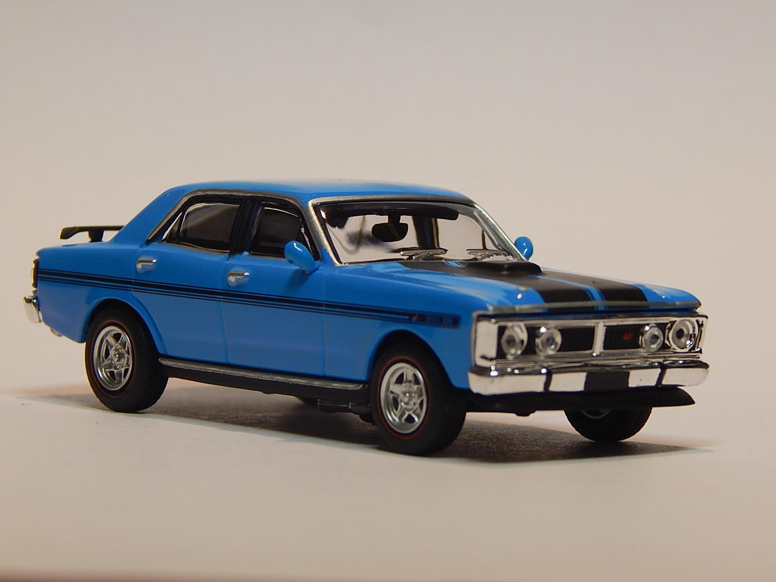 Car Show] March: Muscle Cars