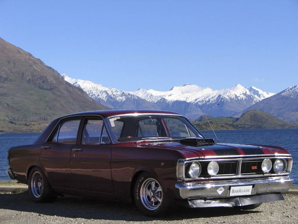 Ford Falcon XY GT for hire in Invercargill