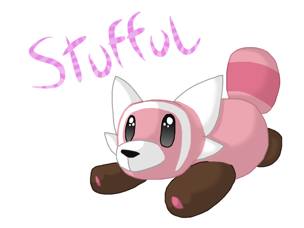 Stufful by ServerUnit28