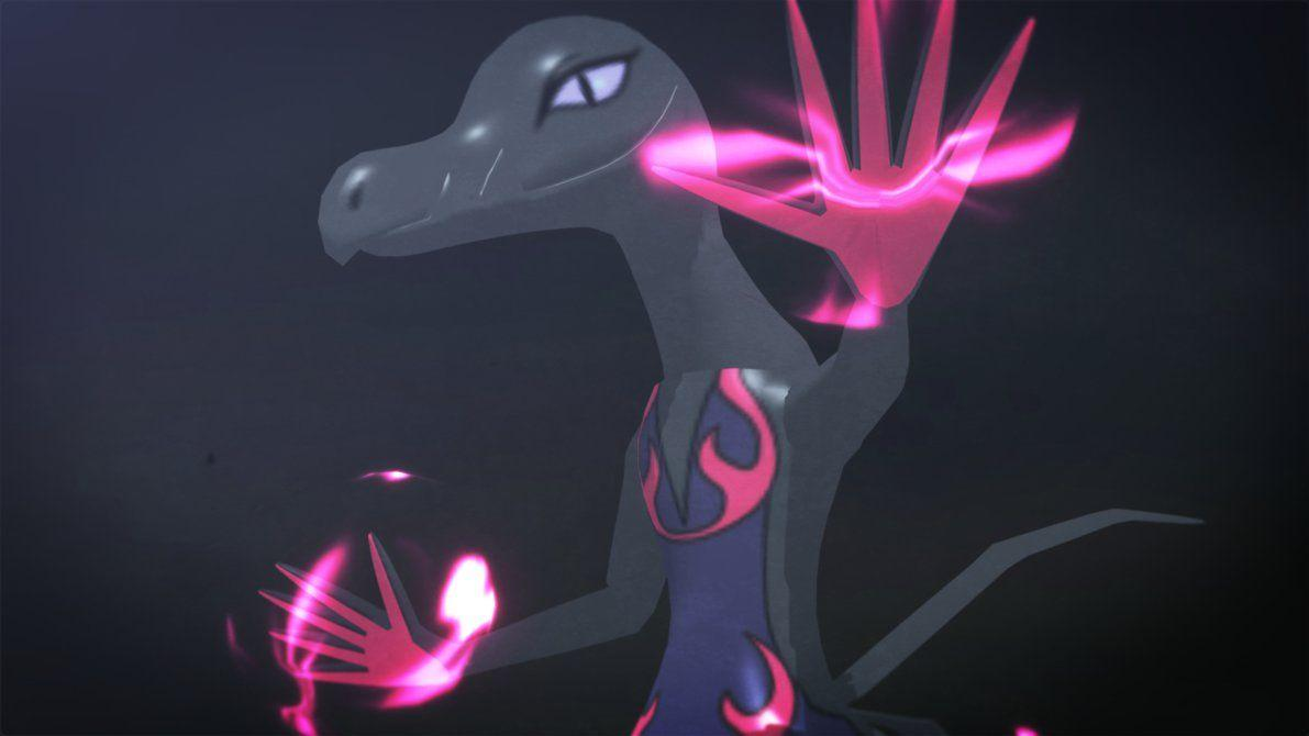 Salazzle (Pokemon Sun and Moon) by GuilTronPrime on DeviantArt