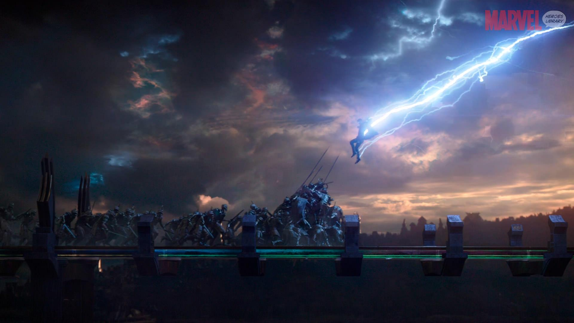 Thor Lightning Wallpapers - Wallpaper Cave