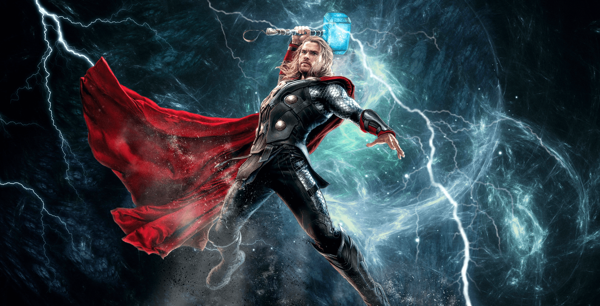 Top 80+【Thor Wallpapers & Pictures】