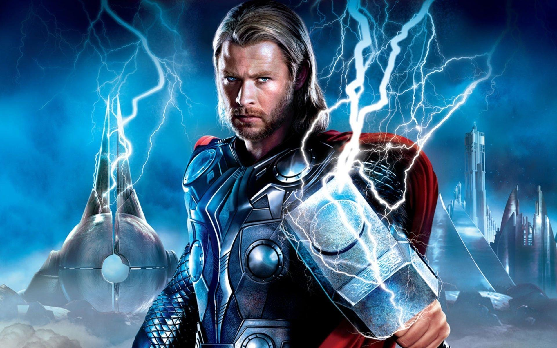 Download Free Thor Wallpapers