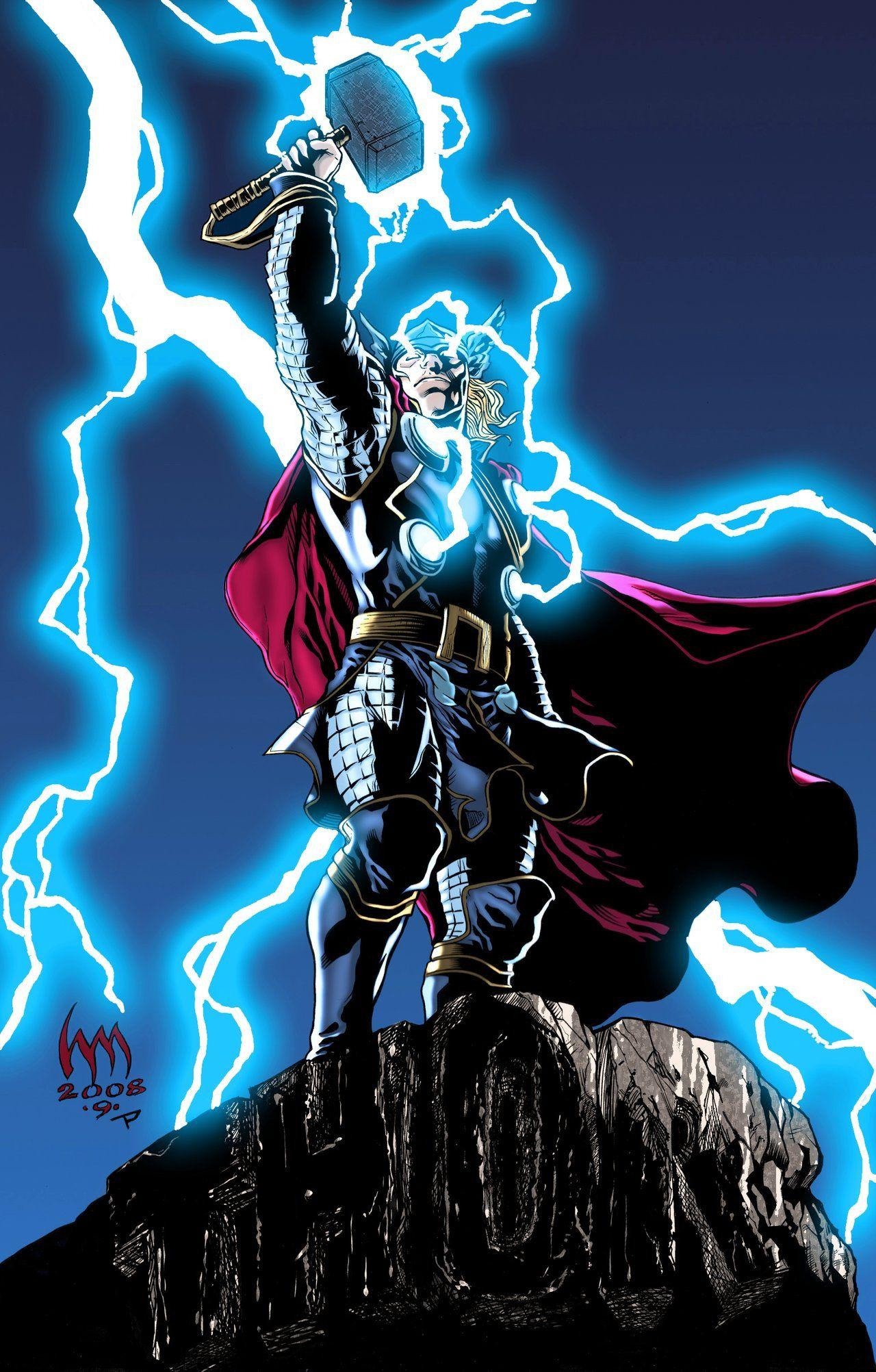 The Mighty Thor wallpapers, Comics, HQ The Mighty Thor pictures