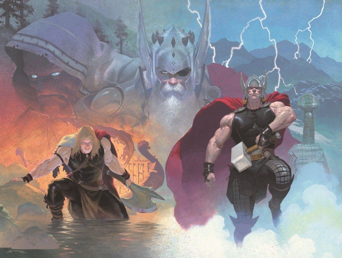 Movies Thor The God of Thunder wallpapers