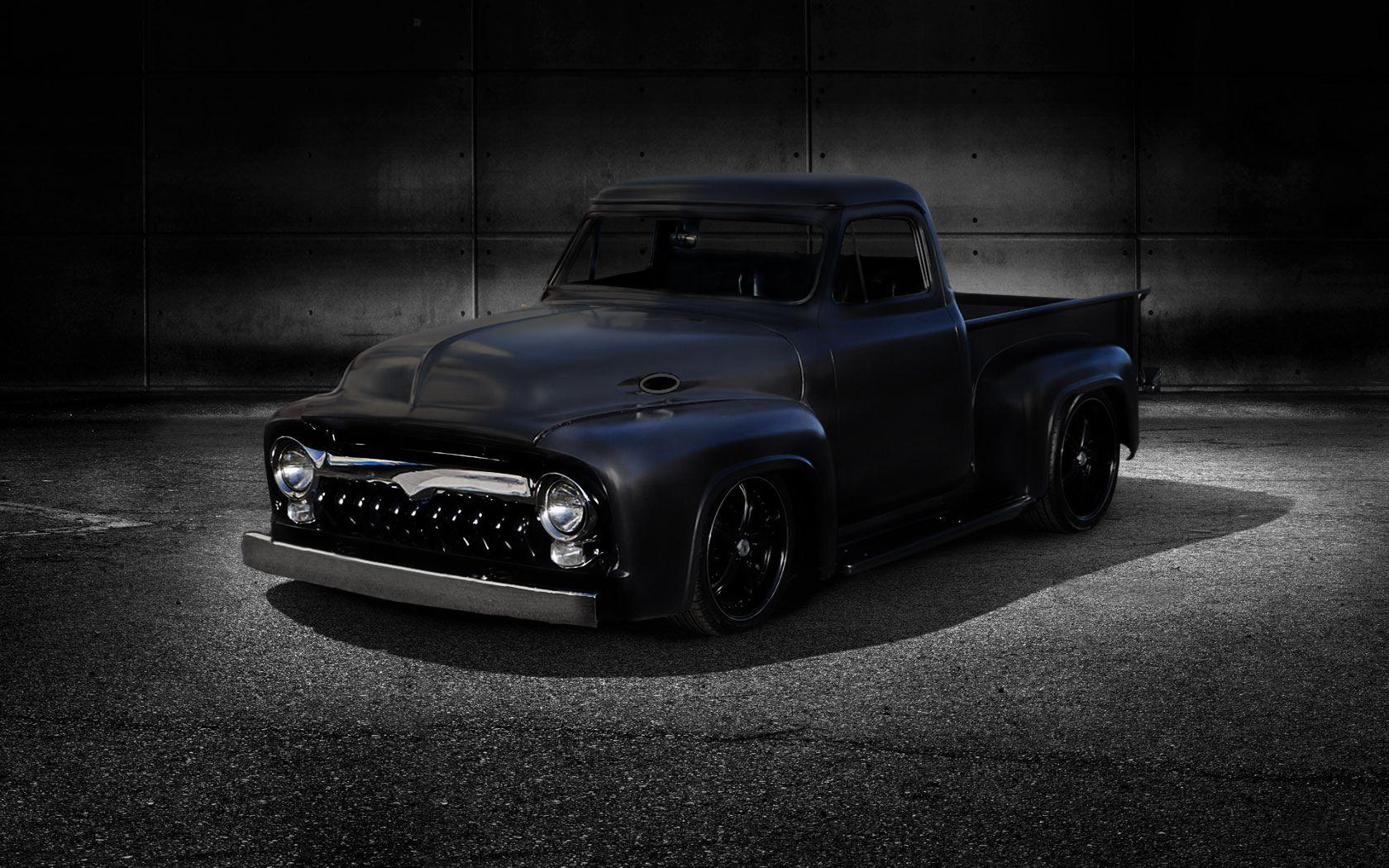 Ford F100 Wallpapers - Wallpaper Cave