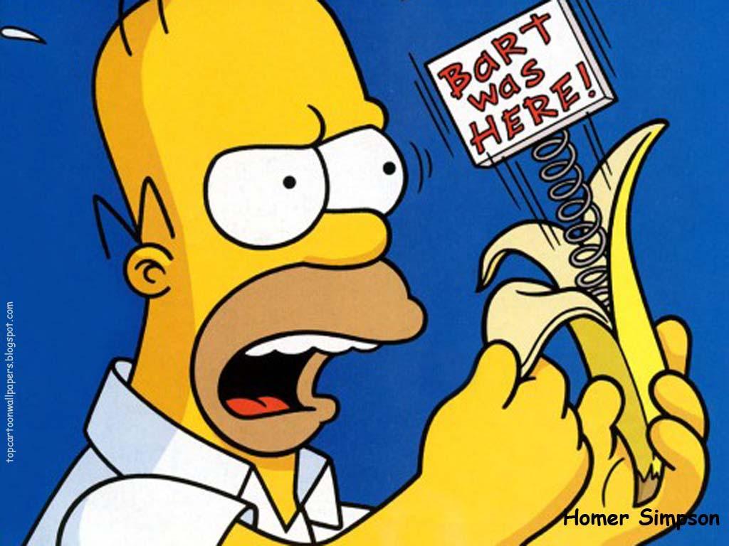 Sad Simpsons Wallpapers Wallpaper Cave