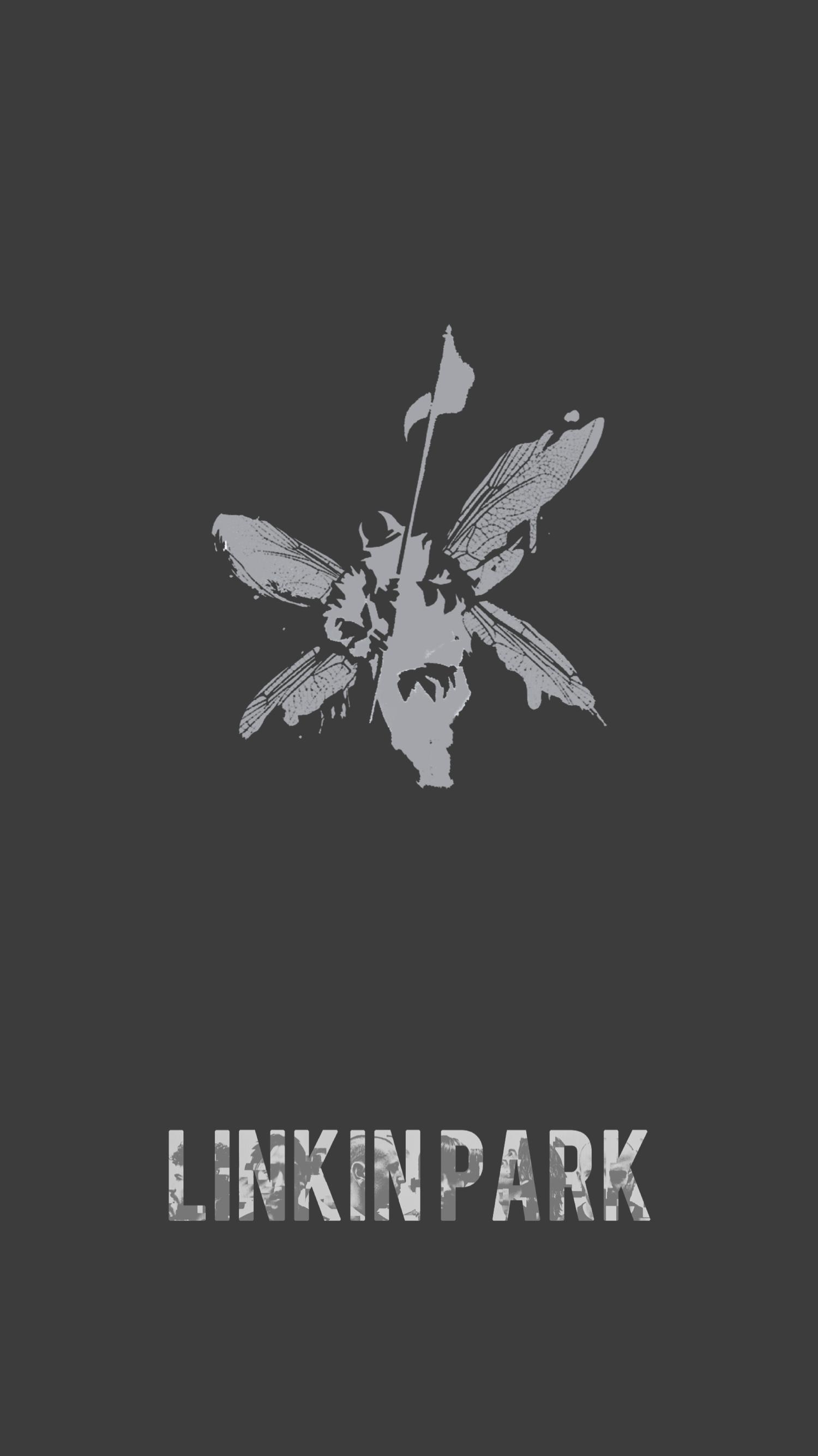 Logo Linkin Park Wallpapers Wallpaper Cave