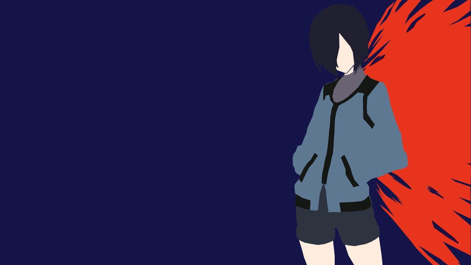 11+ Anime Minimalist Wallpaper 4k - Baka Wallpaper