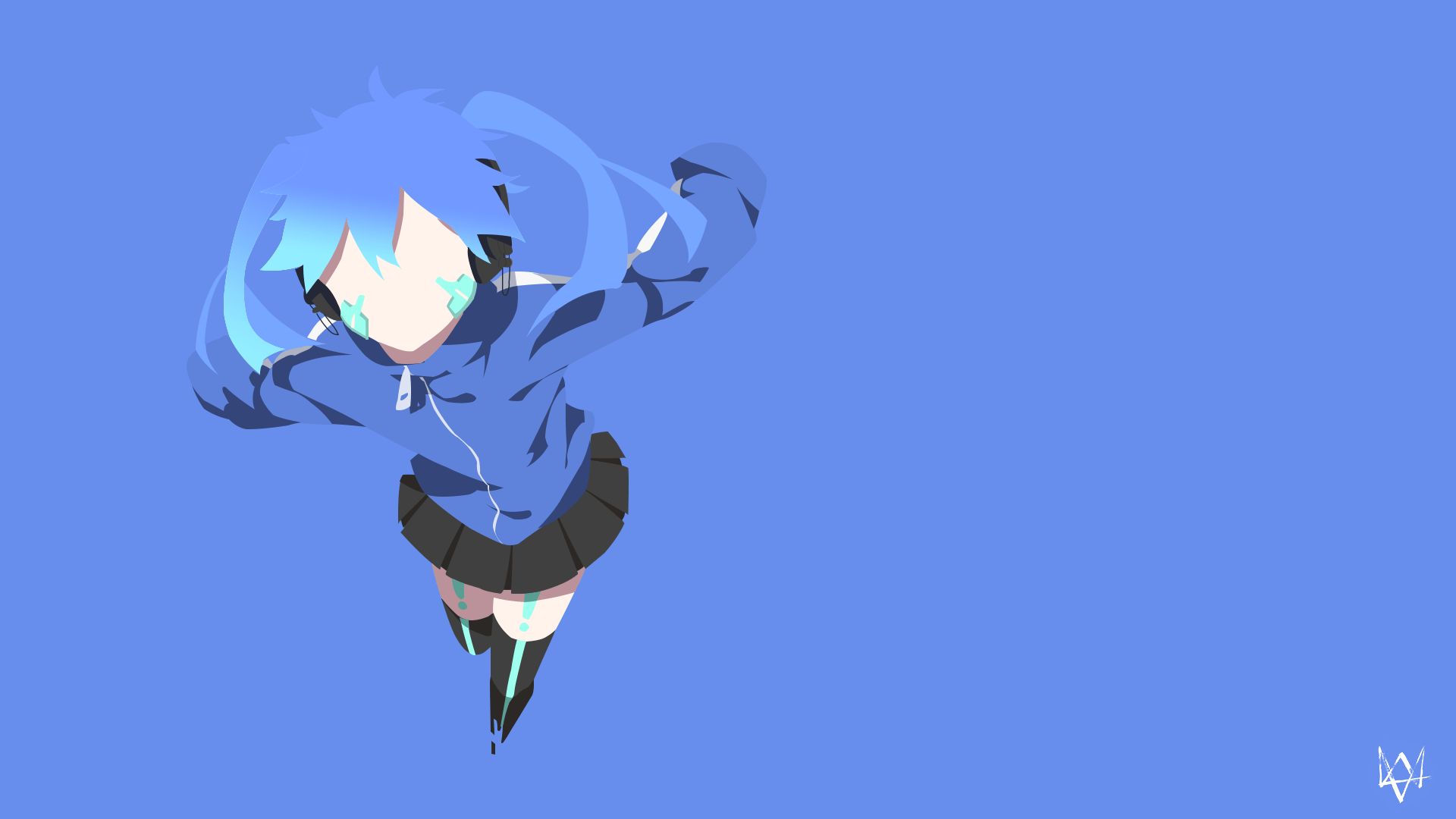 Minimalistic Anime Phone Wallpapers Wallpaper Cave