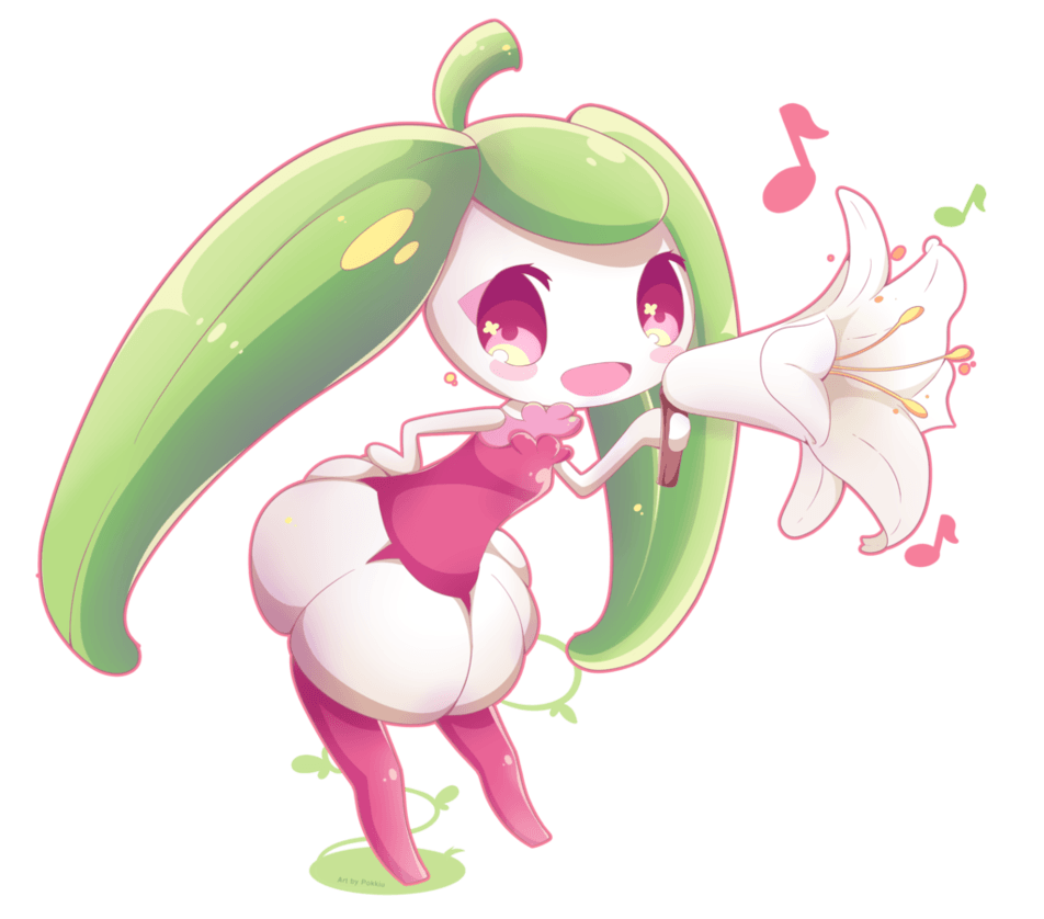 Pokemon Steenee by Pokkiu