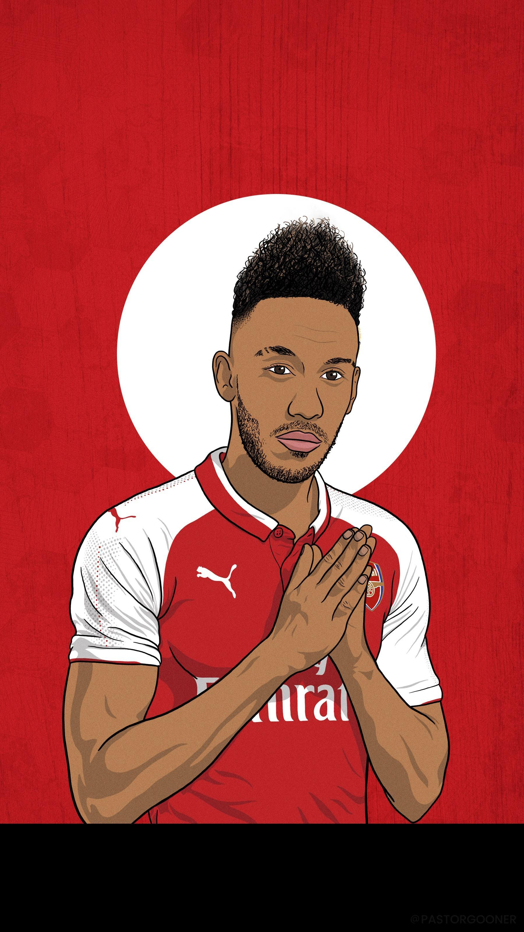 Arsenal Cartoon Wallpaper Hd Football