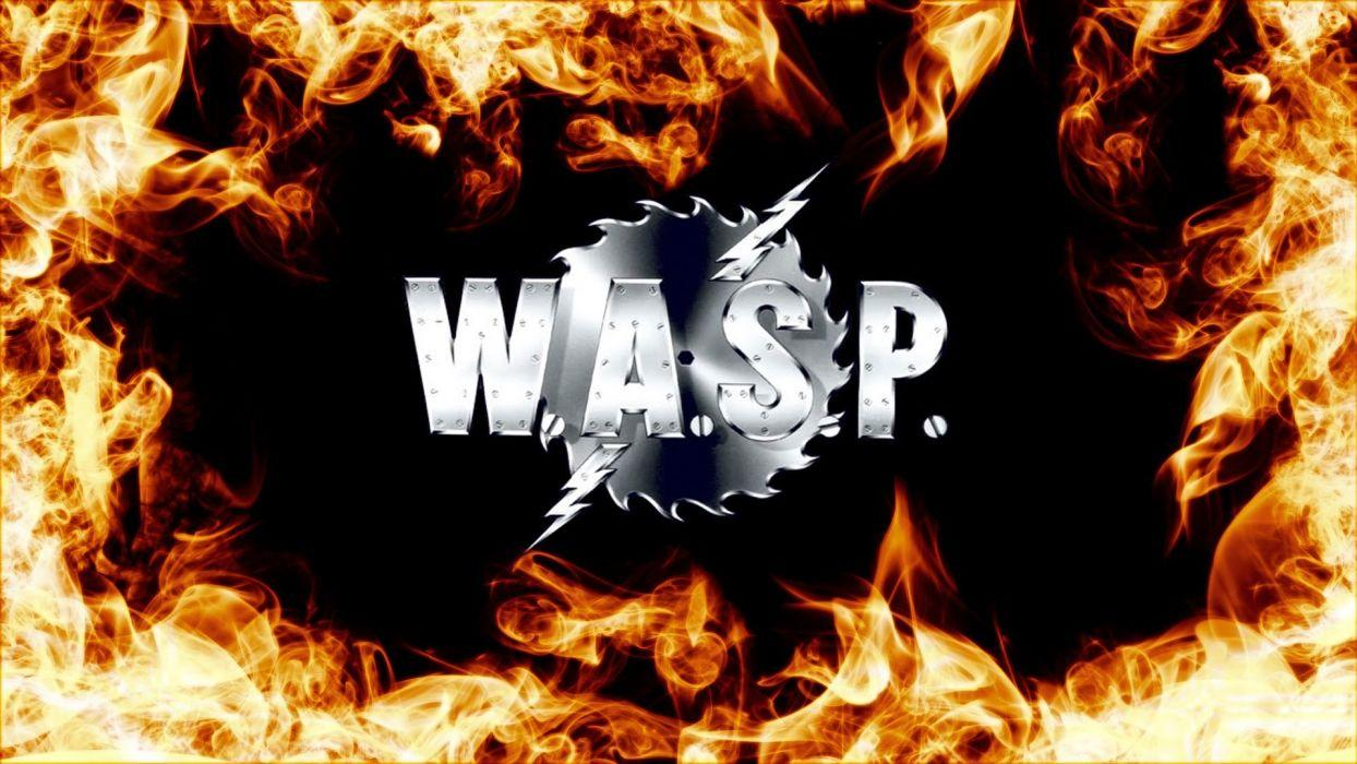 WASP heavy metal